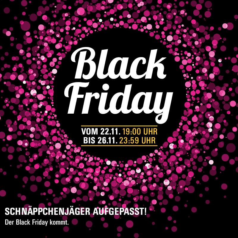 Black Friday bei HAGEL: Riesen-Rabatt auf alle Produkte!