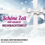 Geschenke, Geschenke, Geschenke: Die Weihnachtswelt bei HAGEL!