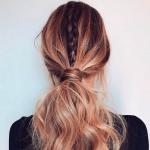 Festtags-Frisuren-Tipps von Wendy Iles: Ponytail und Chignon – So schön und schnell!