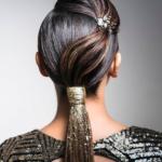 Frisuren-Inspiration: Glitter für die Festtags-Frisur!