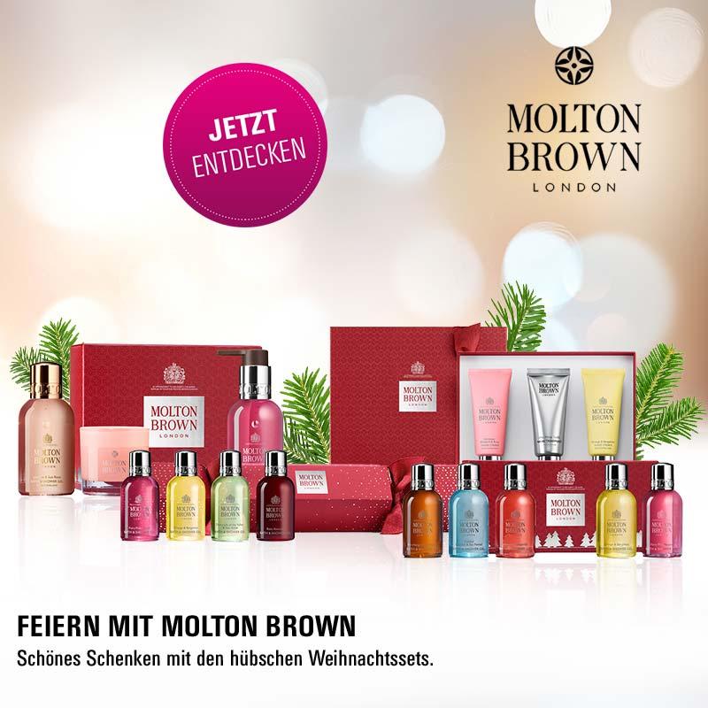 Editors Pick: Die Weihnachts-Sets von Molton Brown!