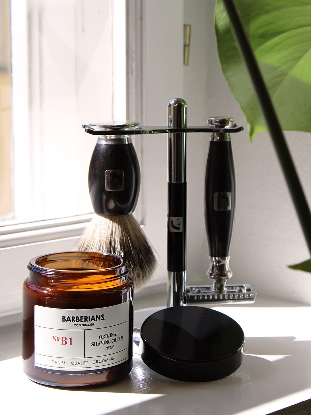 May we introduce… Barberians – für den modernen Mann!