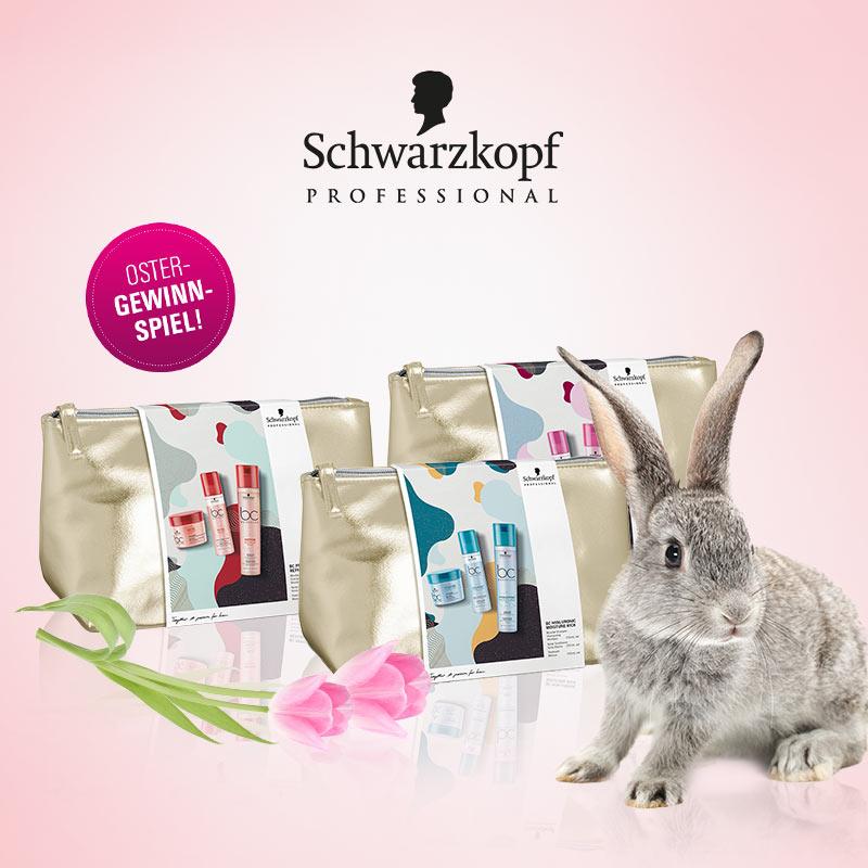 Oster-Gewinnspiel: 3 x Schwarzkopf BC Bonacure Geschenksets!