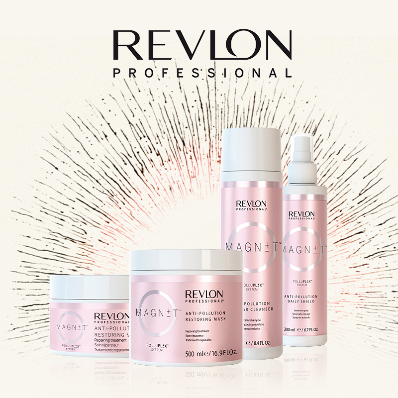 May we introduce… Revlon Magnet!