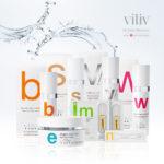 Jetzt neu bei Hagel: Die BioMedical Hautpflege von Viliv!