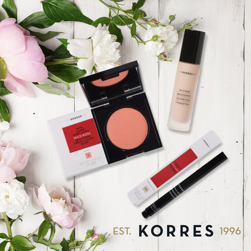 May we introduce… Korres!