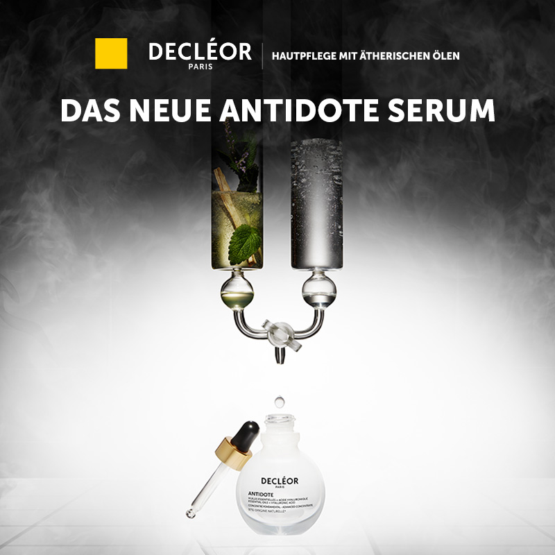 Editors Pick: Das neue Decléor Antidote Serum!