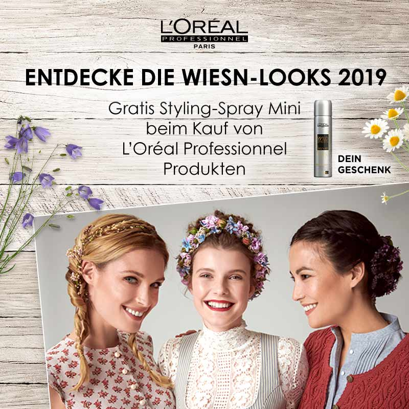 O' zopft is: Die neuen Wiesn-Frisuren!