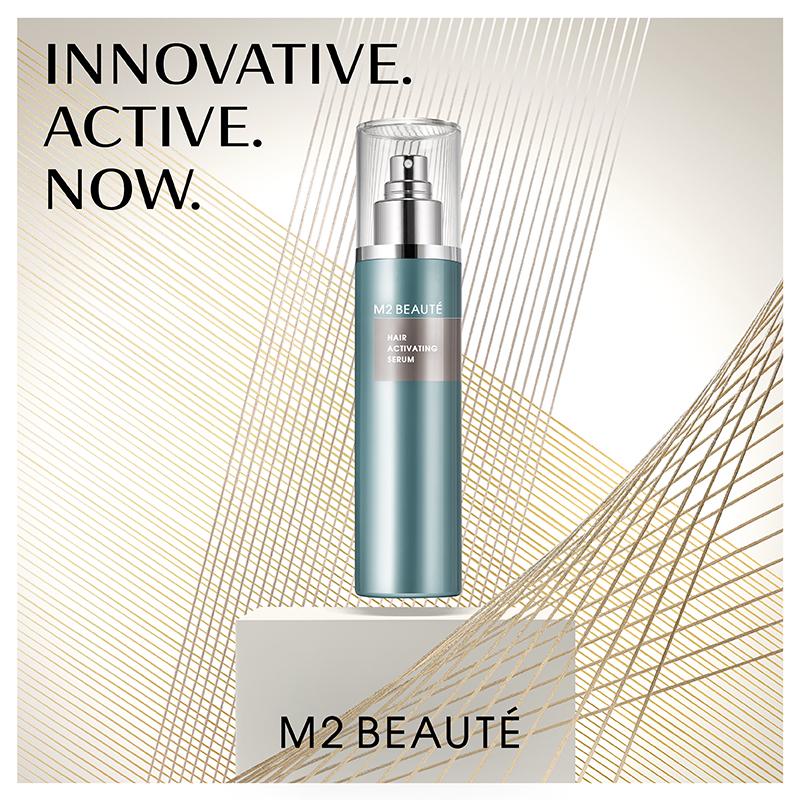 Jetzt neu: Das M2 Beauté Hair Activating Serum!