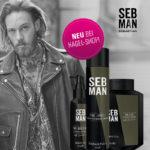 Neu für die Männer: Seb Man von Sebastian Professional!