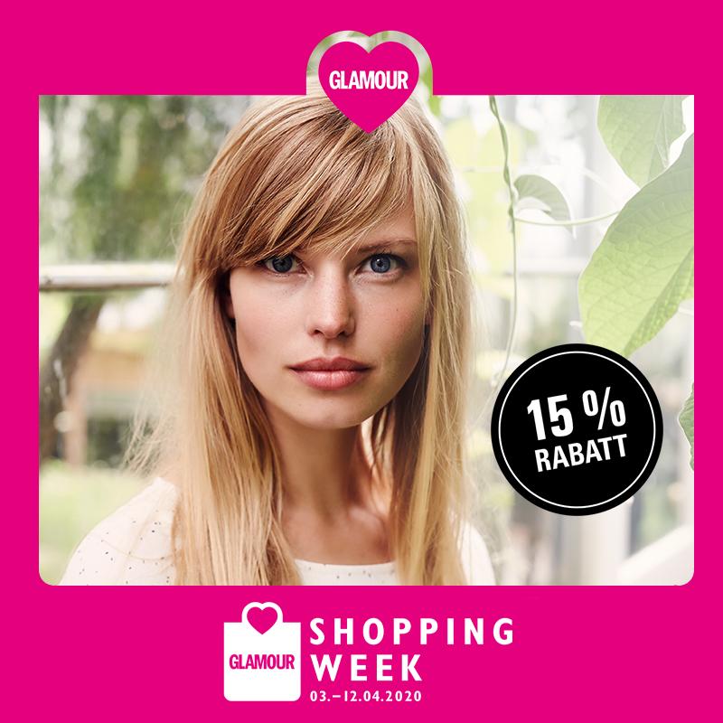 Glamour Shopping Week Frühjahr 2020: 15% auf alles!