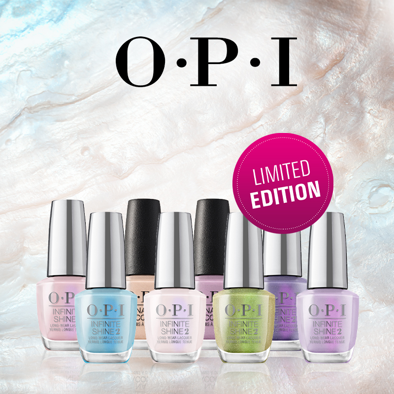 Limited Edition: Die OPI Neo Pearl Collection ist da!
