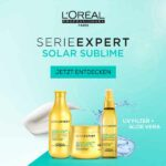 Perfekt für den Sommer: Die neue Série Expert Solar Sublime von L'Oréal Professionel