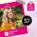 Glamour Shopping Week Herbst 2020: 15 % Rabatt auf alles!
