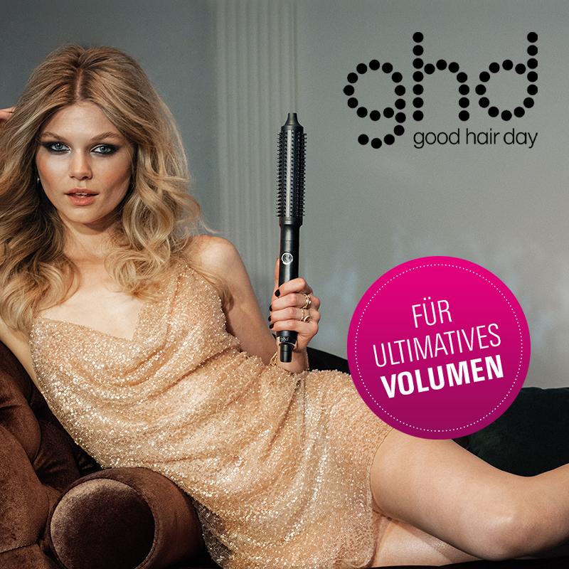 Editors Choice: GHD Rise Hot Brush!