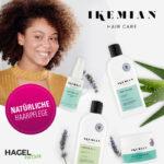 Dürfen wir vorstellen: Die neue Marke für krauses Haar – Ikemian!