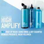 Neu bei uns: Volumen-Power mit Matrix Total Results High Amplify!