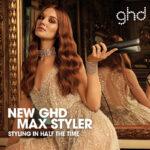 Styling in der Hälfte der Zeit: Der neue ghd Max Styler!
