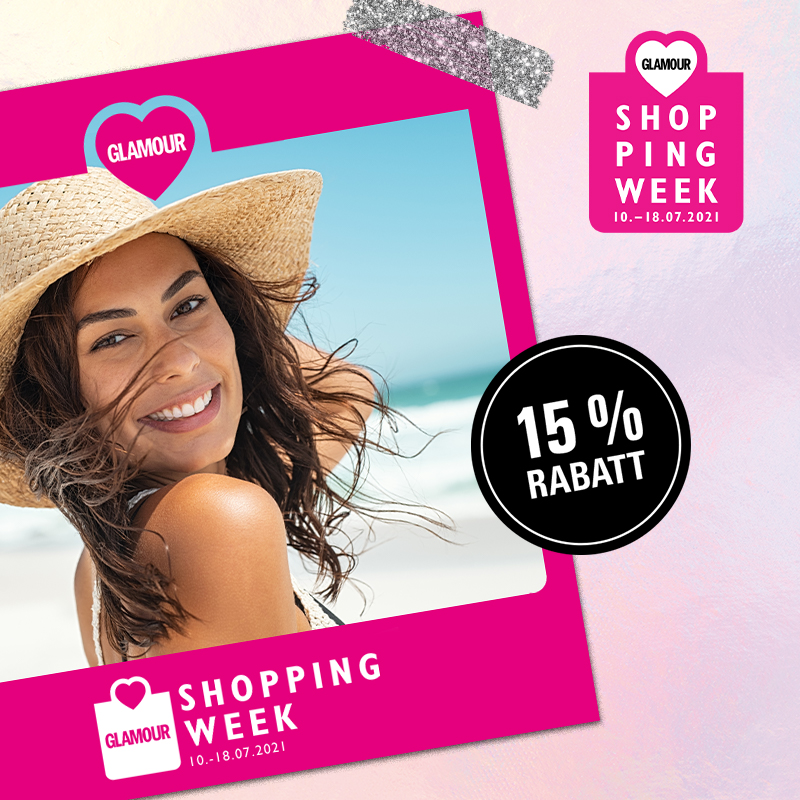 Glamour Shopping Week: 15 Prozent auf alles!