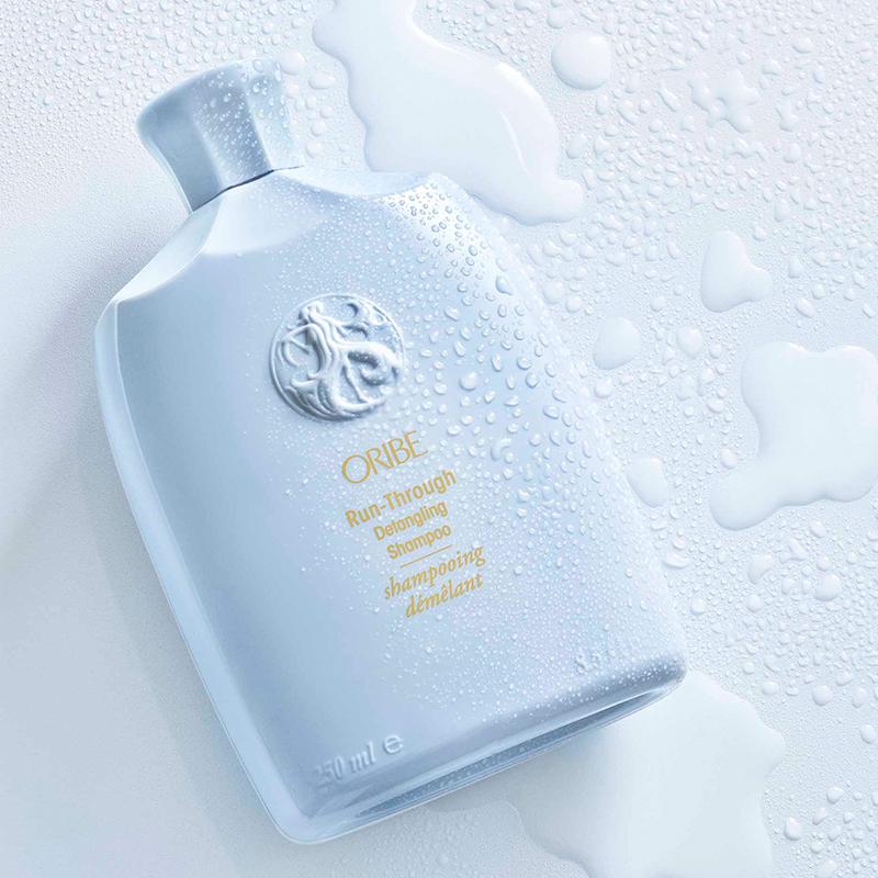 Editors Choice: oribe Brilliance & Shine Run Through Detangling Shampoo