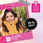 Glamour Shopping Week Herbst 2021: 15 % Rabatt auf alles!
